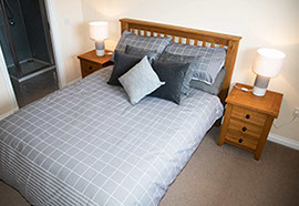 double room en suite accommodation